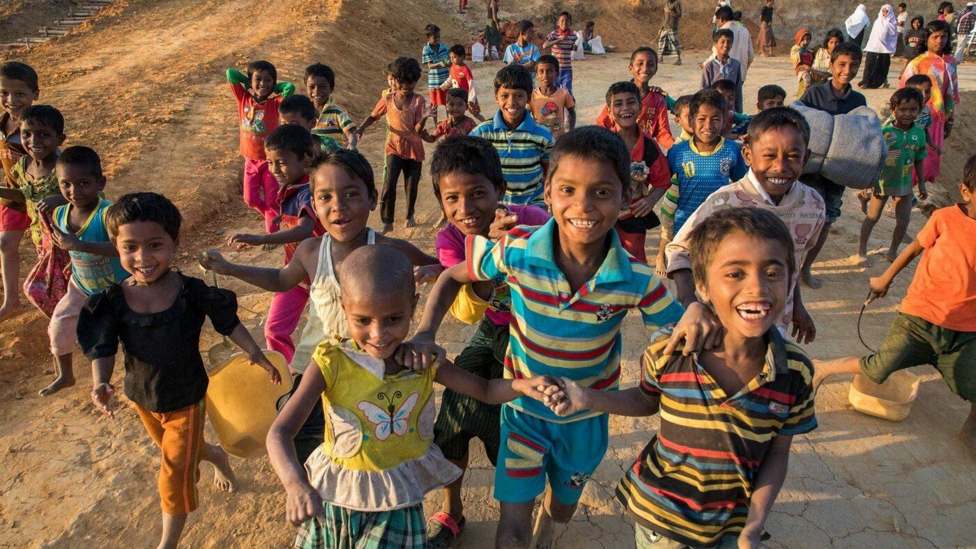 Image depicting Saving the  Rohingya