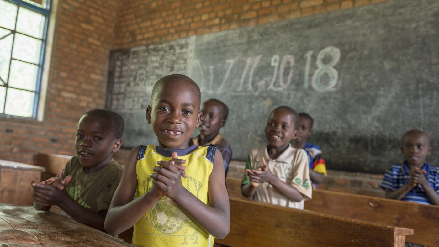 Image depicting Rebuilding In Burundi