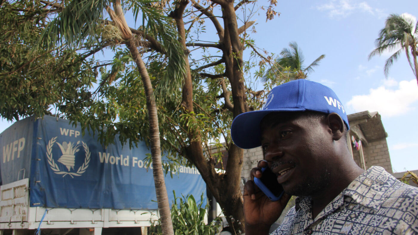 Image depicting Rebuilding Lives in Haiti
