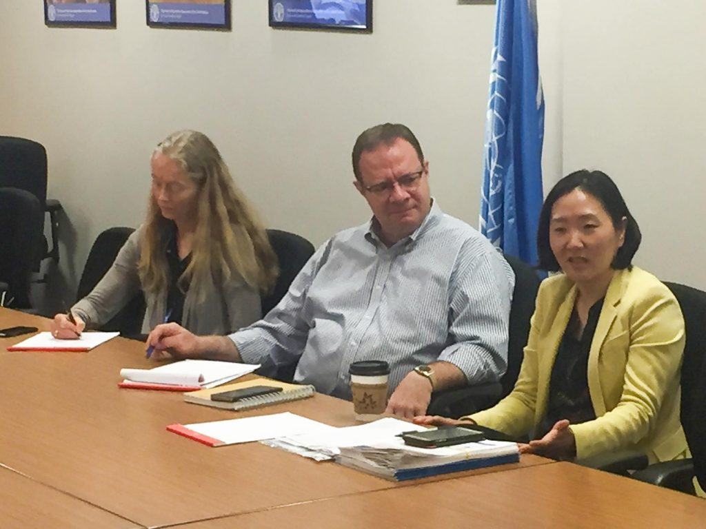 WFP Country Director Kyungnan Park talks about the situation in Ecuador.