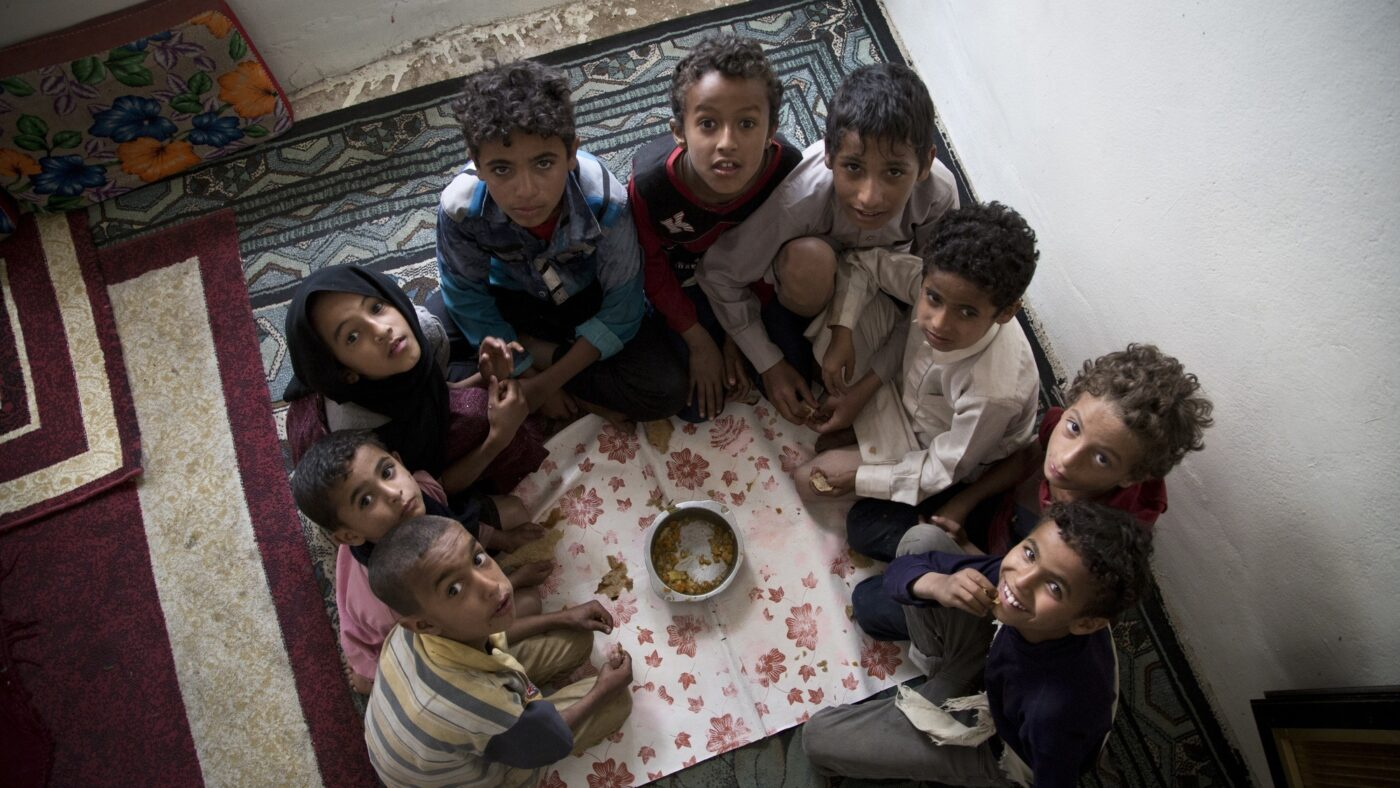 World food program usa world food program usa is a for Salon yemenite