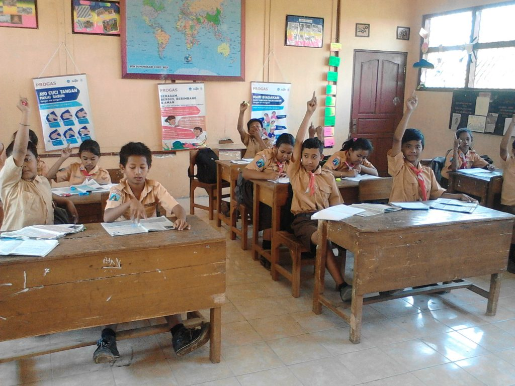 World Food Program S Homegrown School Meals Program