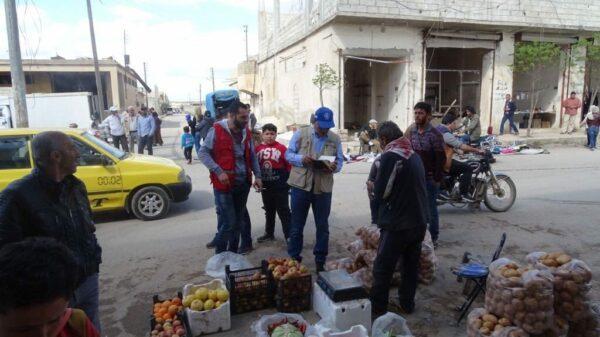 syria afrin displacement