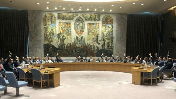 The U.N. Security Council votes unanimously to recognize the link between conflict and food insecurity.