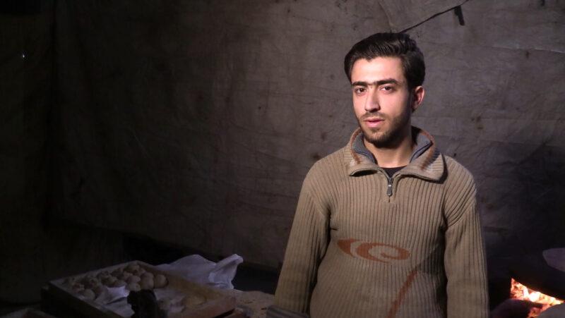 Detailed photograph of Mustafa