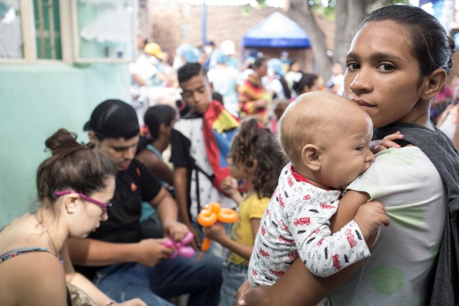 Image depicting Crisis in  Venezuela
