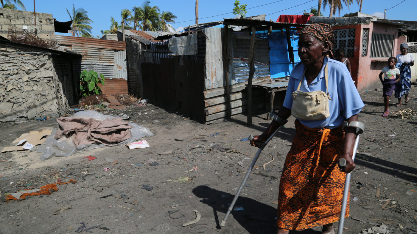 Image depicting Rebuilding Mozambique