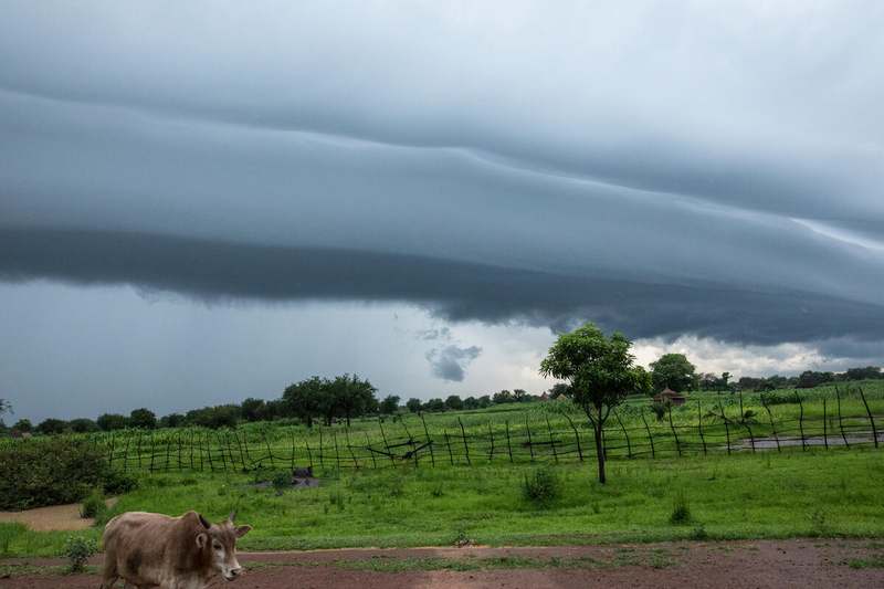 Storm in South Sudan