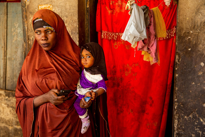 When famine is declared, it is often too late for most people