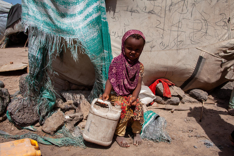 Conflict is the primary cause of famine around the world